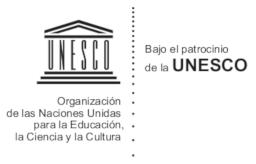 Bajo el patrocinio de la UNESCO